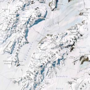 Transantarctic outlet glacier dynamics