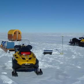 South Pole Flow