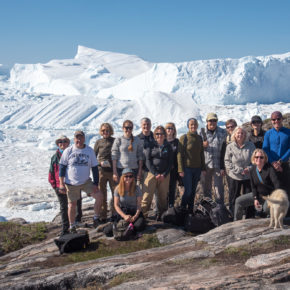 Educator's workshop in Greenland